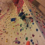 rock climbing picture